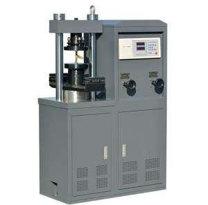 超硬石膏抗压力试验机